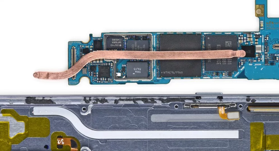 s7 edge heatpipe