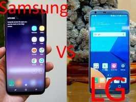 Samsung vs LG