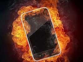 почему происходит перегрев смартфона