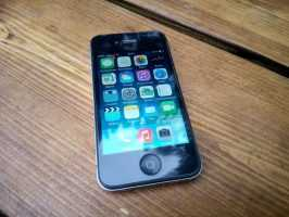 Отзыв о iPhone 4s (~$105)