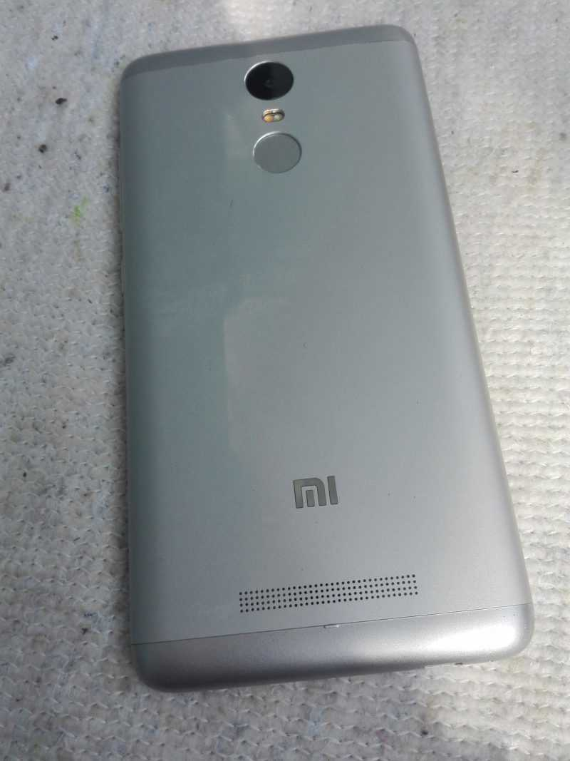 Отзыв о Xiaomi Redmi Note 3 (~176)