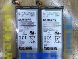 Батарея Galaxy Note 8 будет иметь емкость 3300 мАч