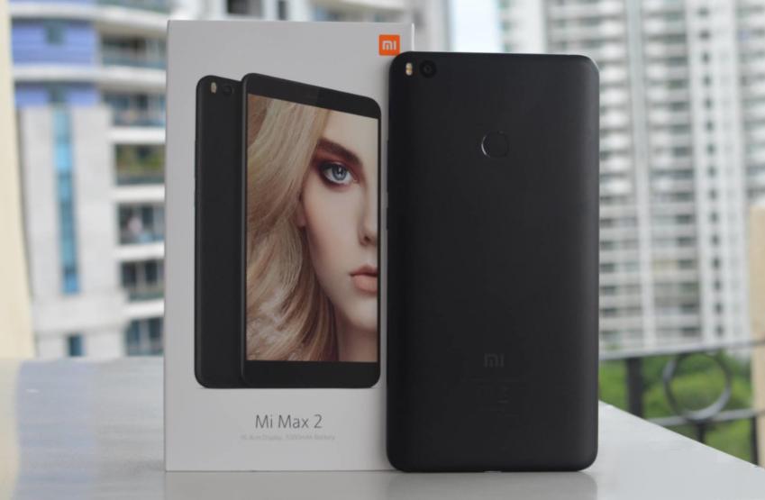 Обзор Xiaomi Mi Max 2: одновременно смартфон и power bank