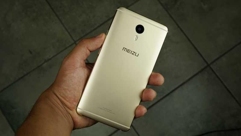 обзор Meizu M3 Max