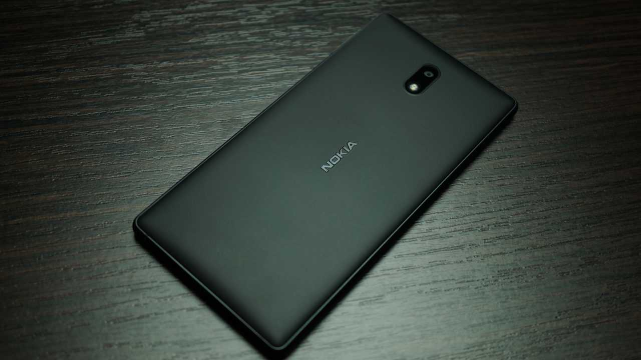 Задняя панель Nokia 5