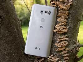 Первые снимки и первые восторги от камеры LG V30
