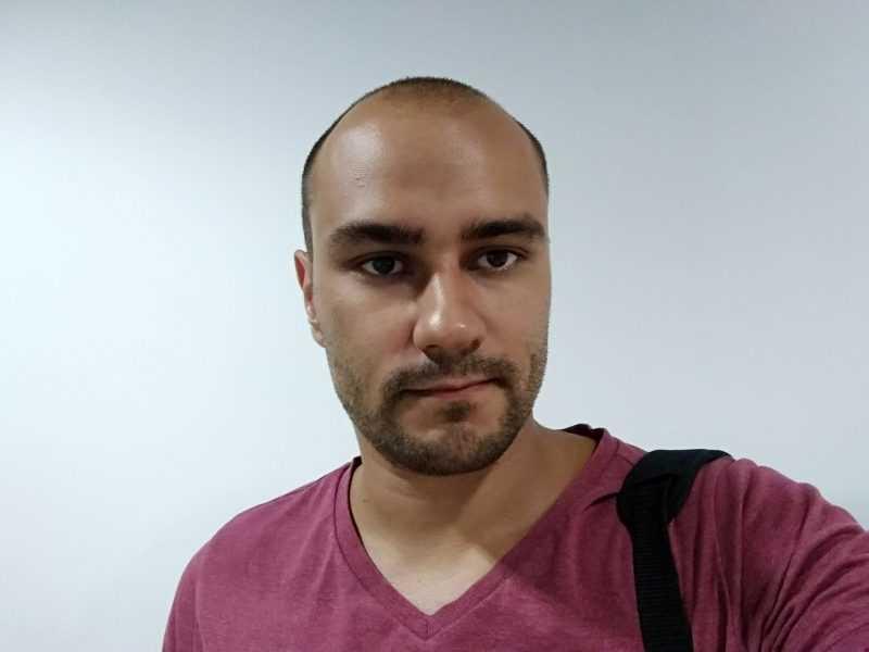 Селфи на Redmi Note 4X