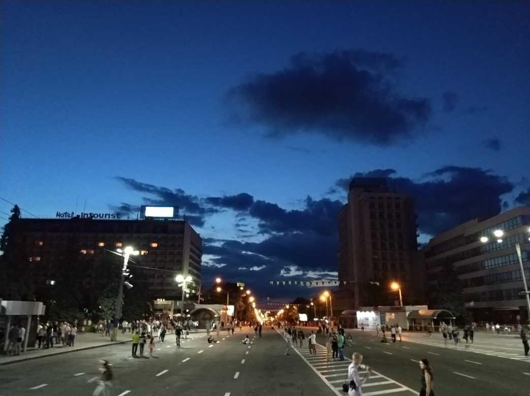 Cнимок на камеру Xiaomi Mi 6