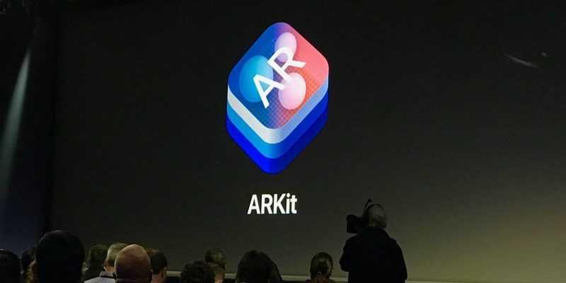 Apple ARKit научили создавать трехмерные объекты пальцами