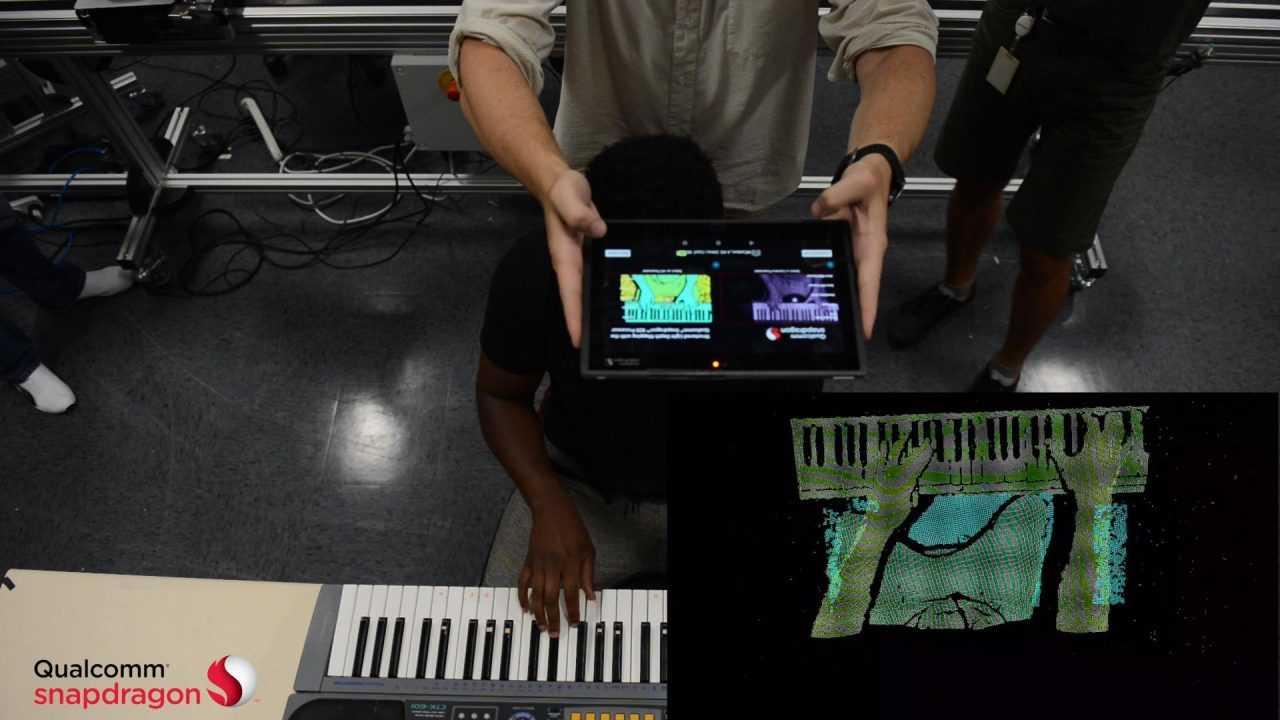 Qualcomm представила свою первую технологию распознавания глубины изображения для Android-устройств
