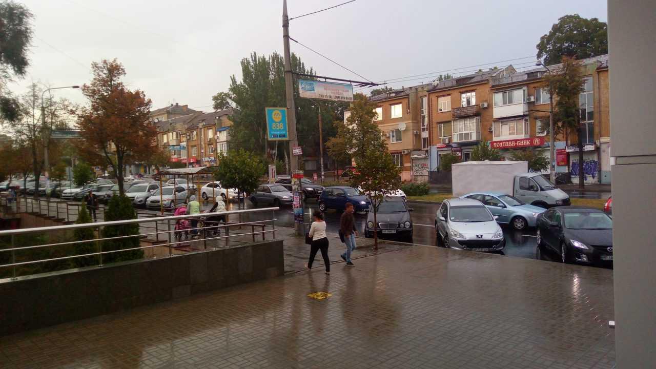 Фото на улице в пасмурную погоду