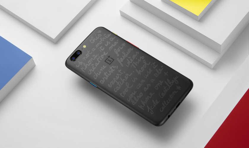 Лимитированный выпуск OnePlus 5 JCC + представят 22 сентября в Париже