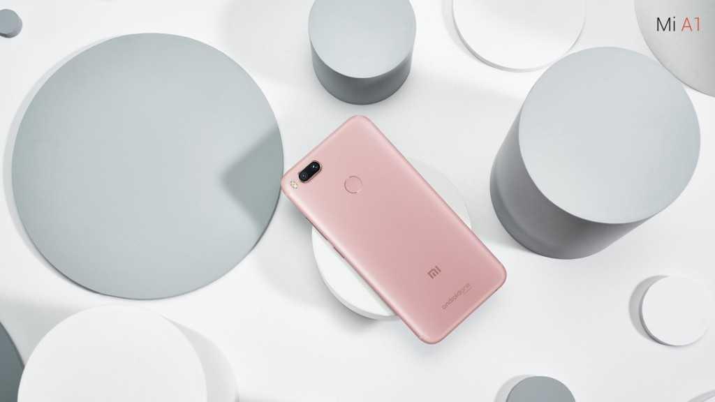 Xiaomi Mi A1 официально представлен: доступный смартфон по программе Android One