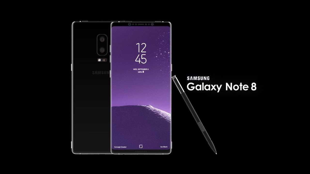 За последние выходные Samsung продала более 270 тысяч Galaxy Note 8s
