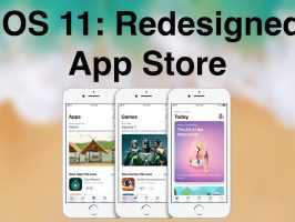 Apple выпустила видео об обновленном дизайне и новых функциях App Store