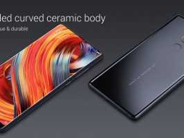 Xiaomi Mi MIX 2 получил 12 Мп сенсор Sony от Mi6