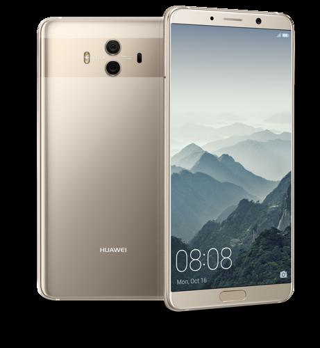 Huawei Mate 10 Pro представлен официально