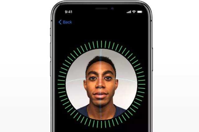 Apple опровергла слухи о уменьшении точности Face ID