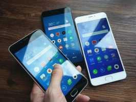 Спрос на смартфоны в 3 квартале 2017 года достиг рекордного значения
