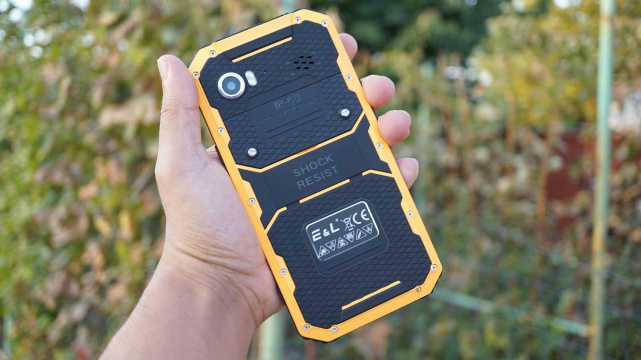 Three Proofings E&L W9: обзор защищенного смартфона-фаблета