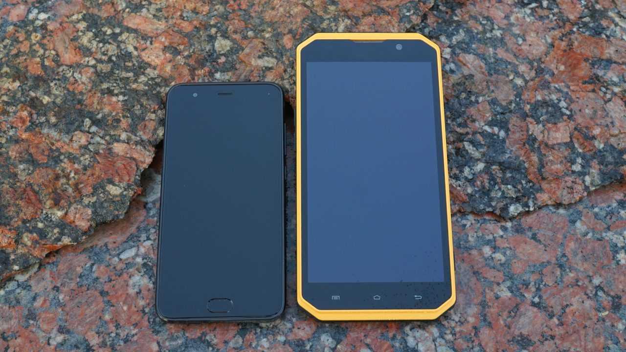 Xiaomi Mi 6 и E&L W9