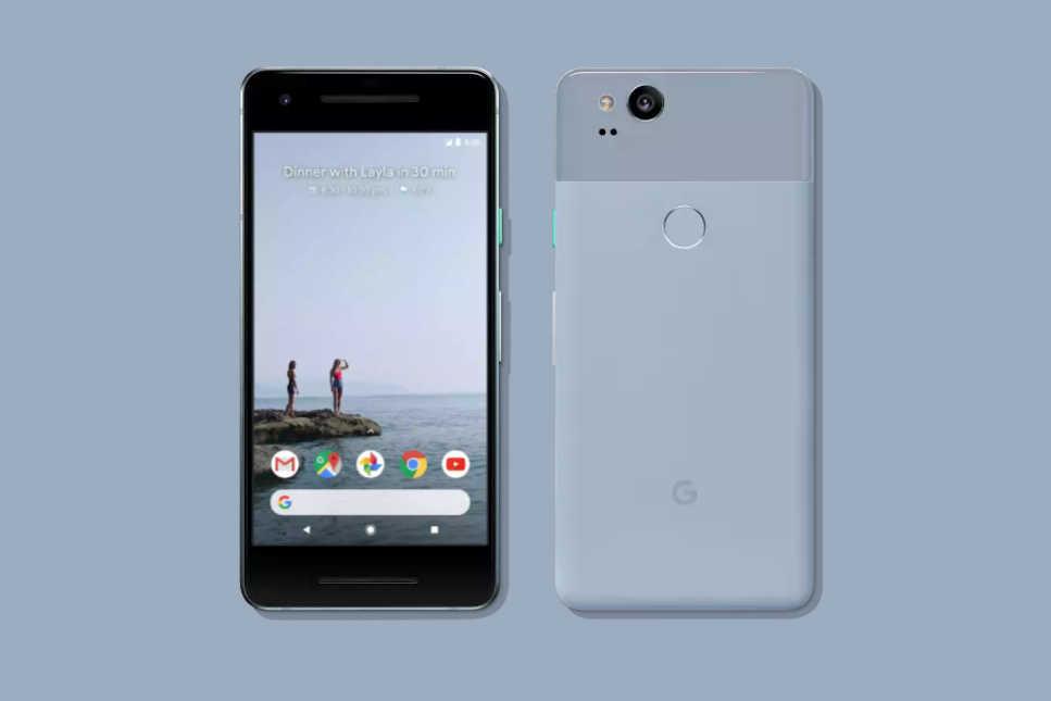Google Pixel 2 официально представлен: Android Oreo, большие рамки и нет аудиоразъема