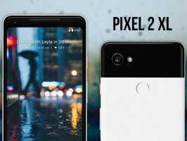 Презентация Pixel 2 XL: высокие технологии и чистый Android в стильном корпусе