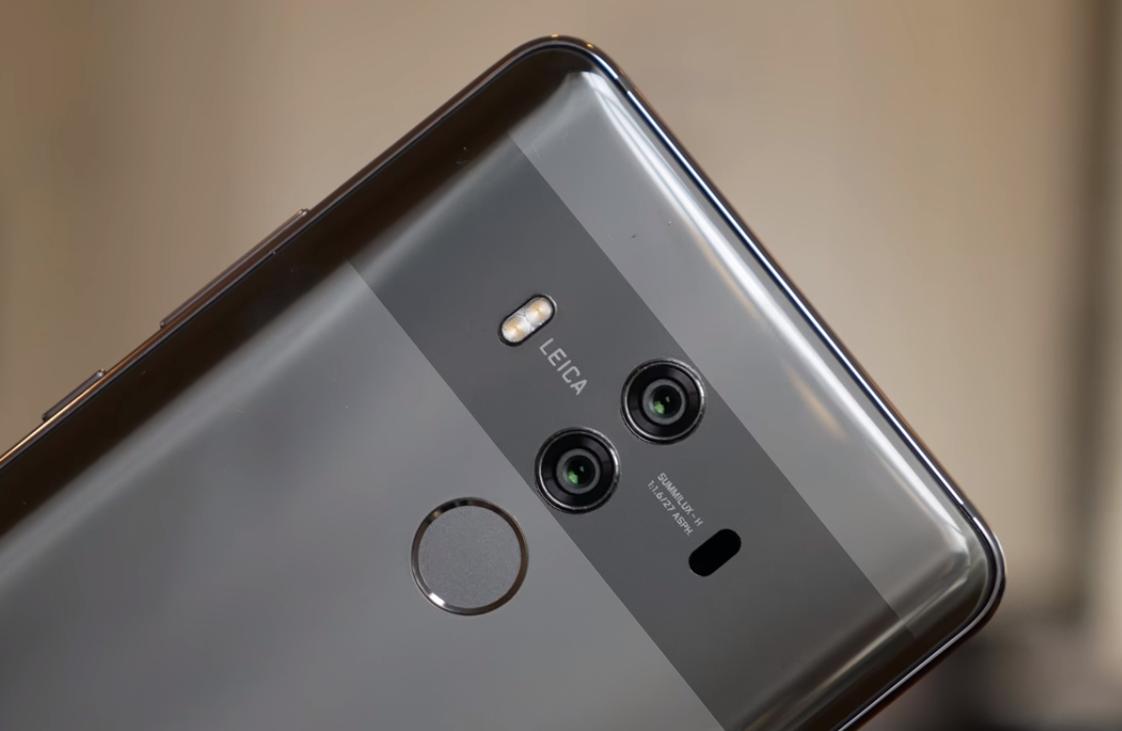 Практический взгляд на Huawei Mate 10 Pro показал спорные преимущества модели «Pro»