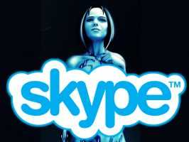 В Skype интегрировали искусственный интеллект Cortana