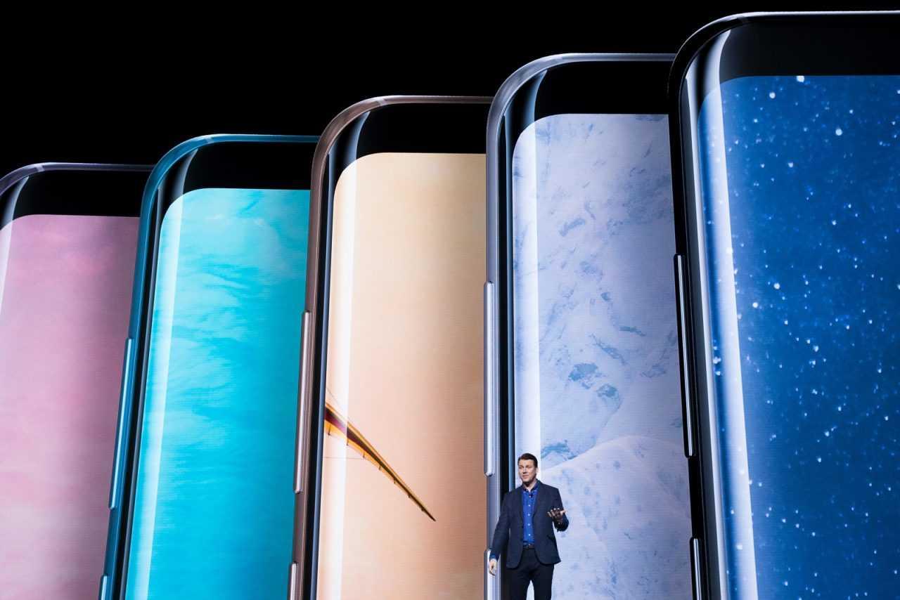Новый чип от Qualcomm позволит устанавливать ультраширокие экраны на смартфоны среднего класса