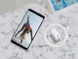 Pixel 2 поддерживает более быстрые зарядные устройства на 27 Вт