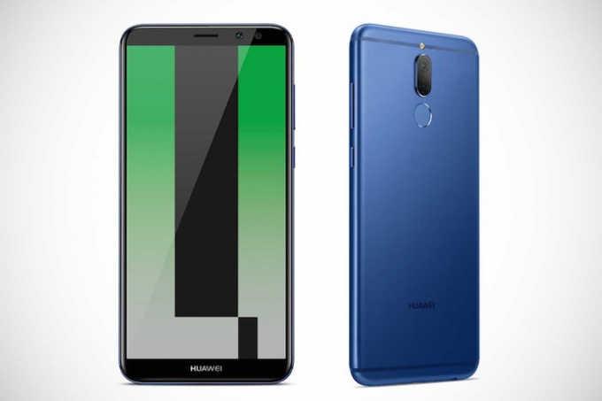 Huawei официально представилаMate 10 Lite в Европе