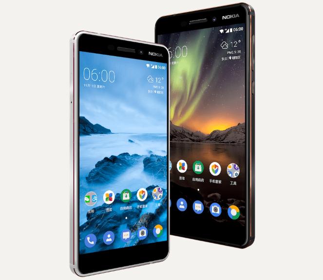 Nokia 6 (2018): усовершенствованный дизайн и начинка по старой цене