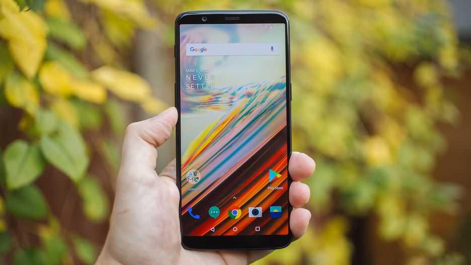 На русском рынке вскором времени появится смартфон OnePlus 5T