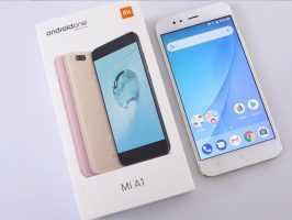 8cf4eaa8b22f1 Он стал первым смартфоном компании, работающим под управлением чистого  Android One, а не фирменной системы MIUI. Последняя иногда подвергается  критике даже ...