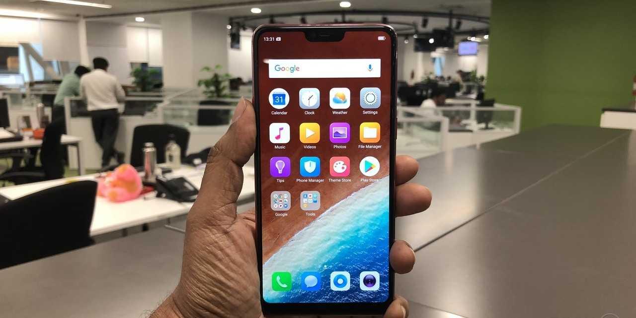 Характеристики Oppo F7 – первый смартфон на MTK Helio P60