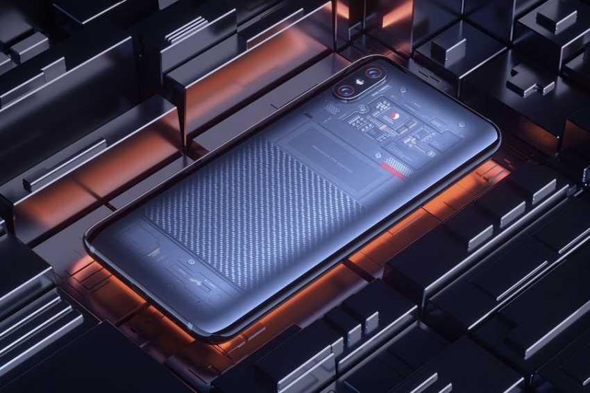 Xiaomi Mi 8 ExplorerEdition характеристики сканер отпечатков пальцев в дисплее и прозрачный корпус