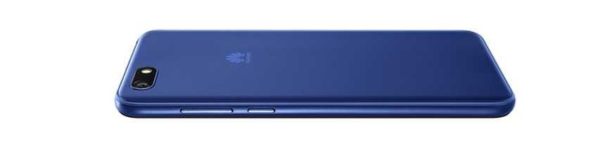 Характеристики Huawei Y5 2018: бюджетный полноэкранный смартфон с