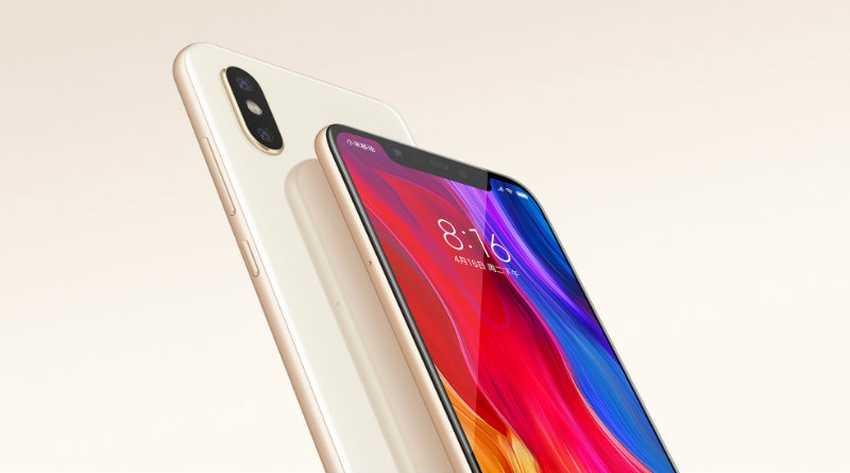 Xiaomi Mi 8 с двойной камерой на Snapdragon 845