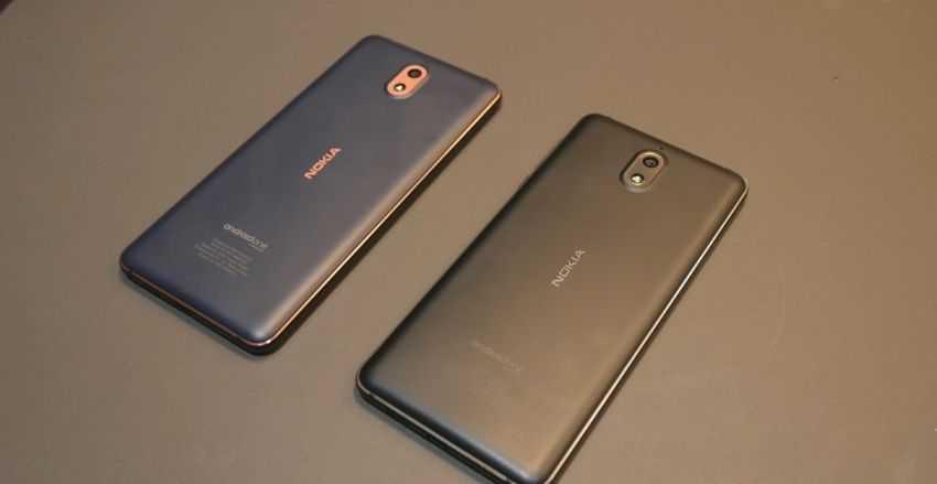 Бюджетный Nokia 3.1 компактный полноэкранный с NFC