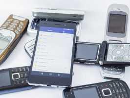 какими смартфоны были раньше