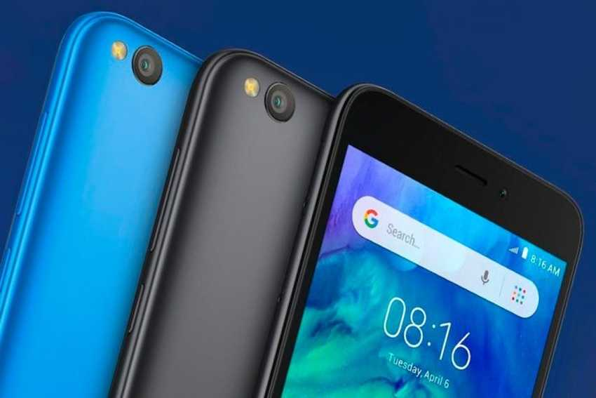 Features of Redmi Go: the first Xiaomi smartphone to Android Go