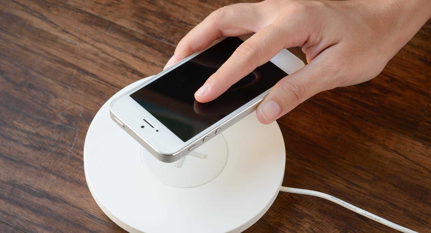 TOP 3 phone with wireless charging