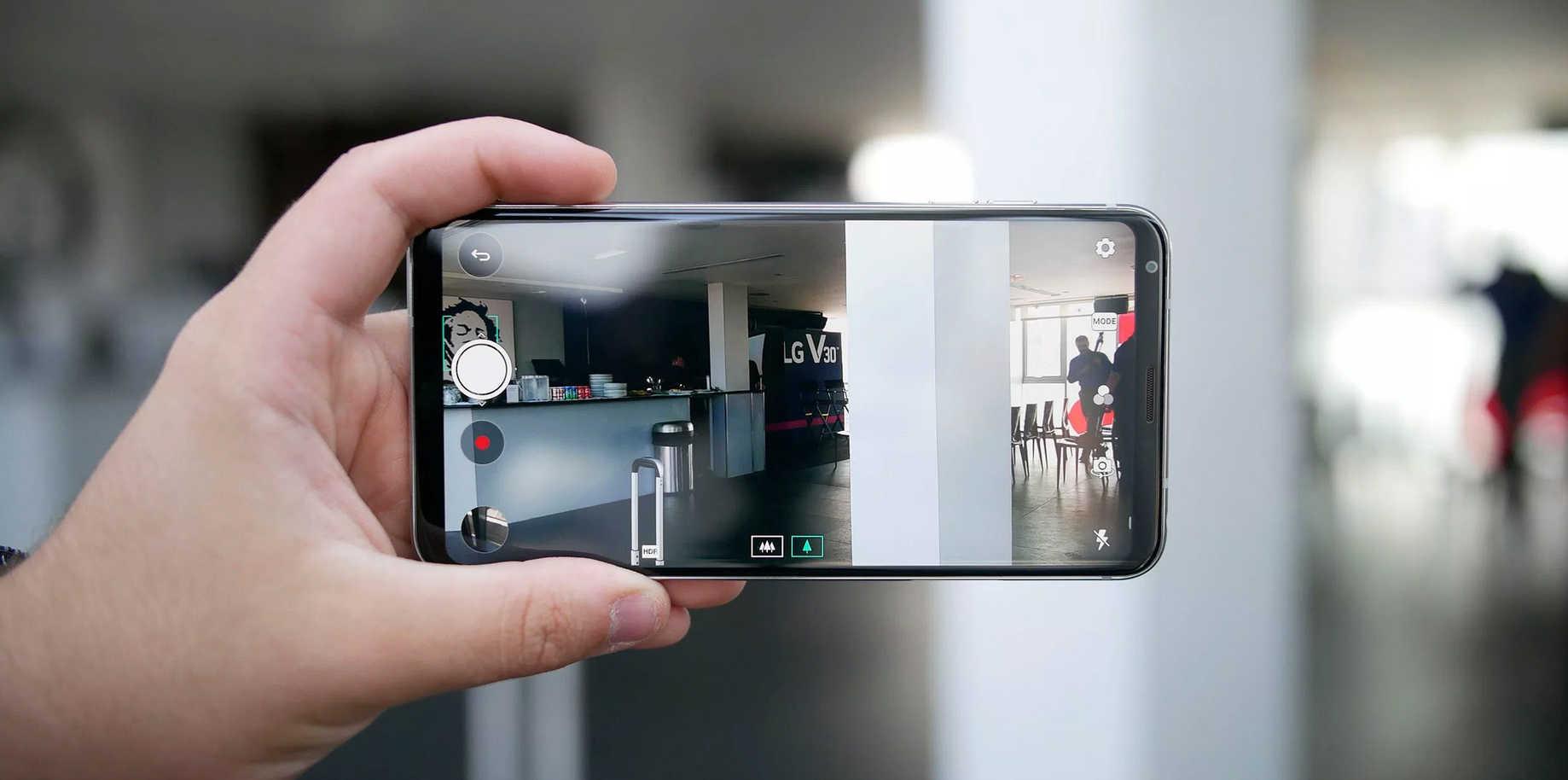 TOP 3 smartphones with best camera