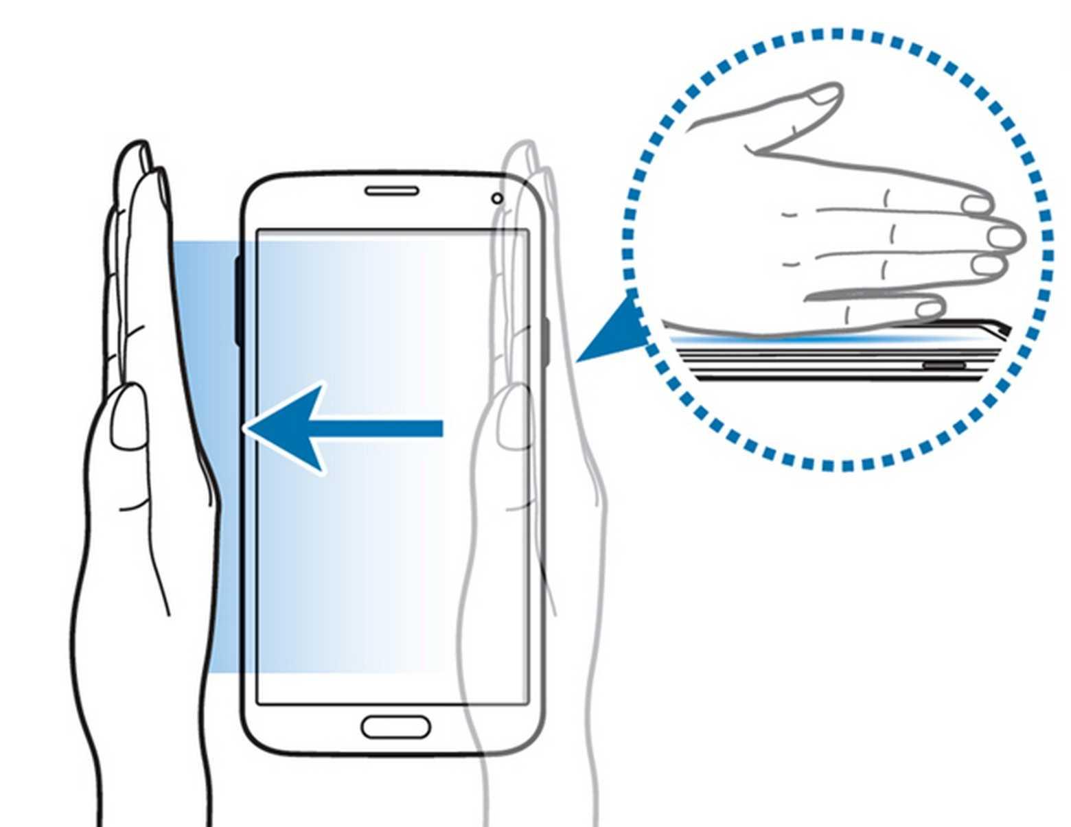 How to take a screenshot on the phone