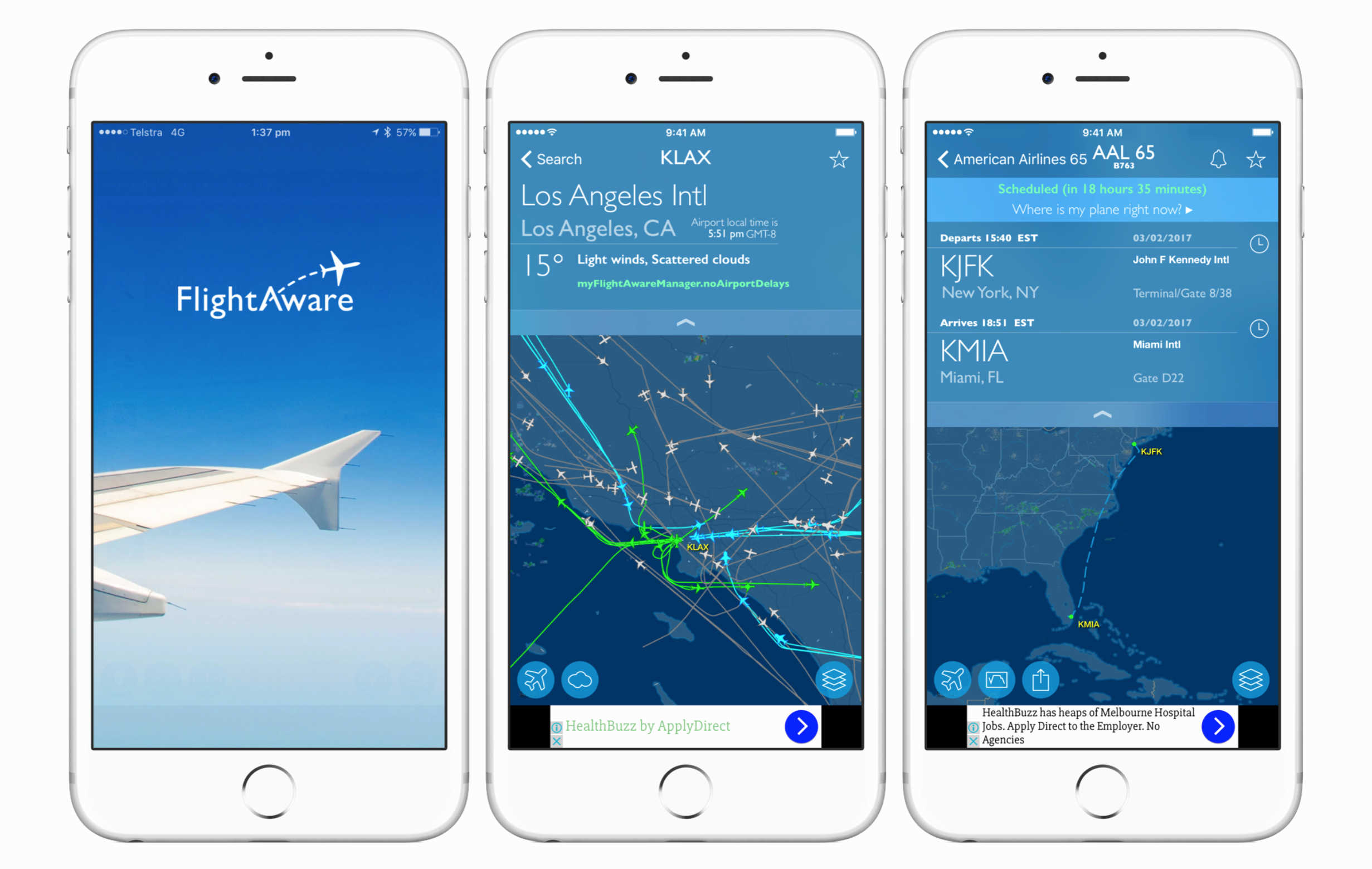 The 6 most popular travel apps [android]