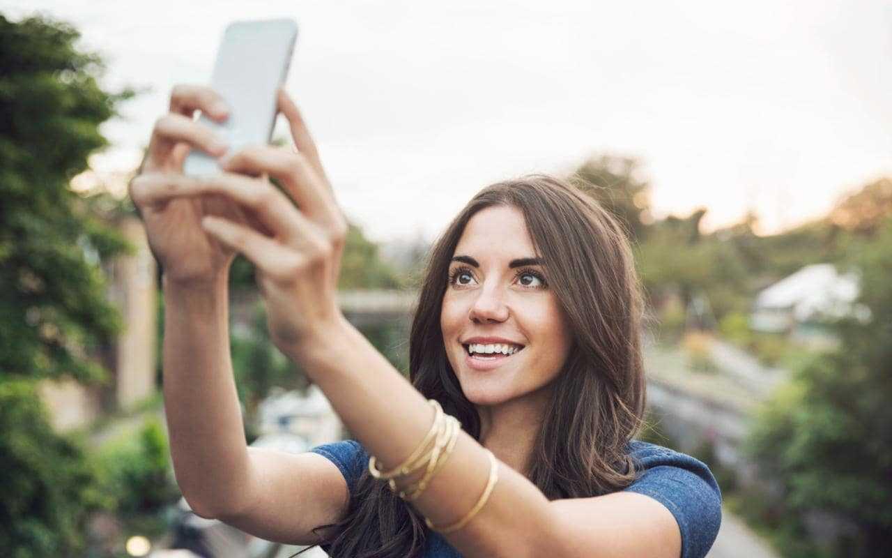 TOP 3 phones for the perfect selfie and belfi
