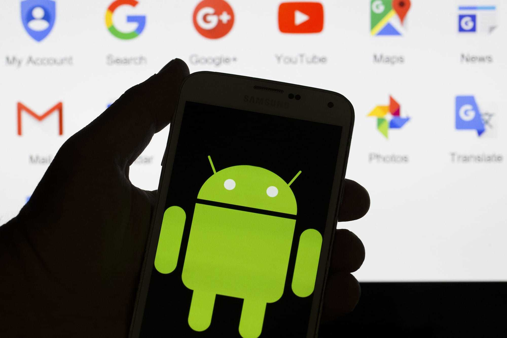How to update Android on phone