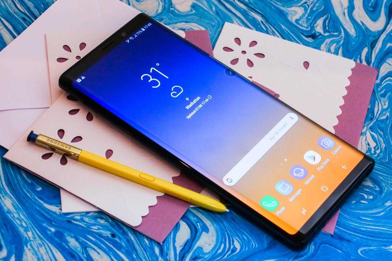 TOP 5 best smartphones in 2018 [review]