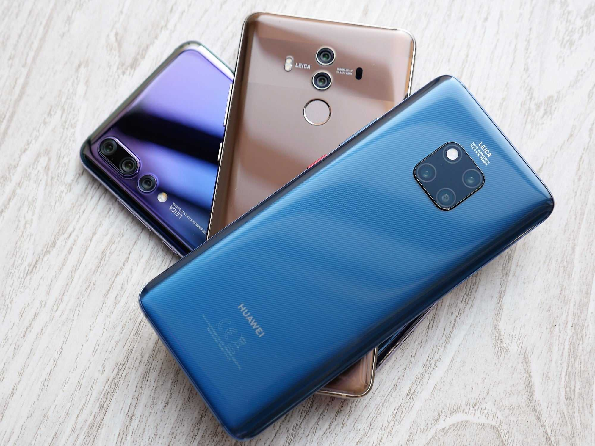 TOP 5 best smartphones in 2018 [review]
